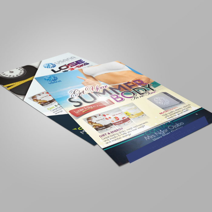 Flyer & leaflet print in Aberdeen, Glasgow